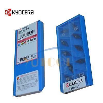 10pcs Kyocera Carbide insert VBMT110304 HQ PR1125  CNC Mill & Turning inserts  цены