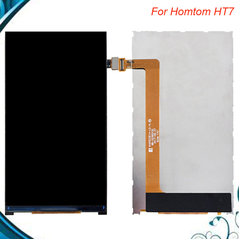 100% Working Well KHX5533E14-L2-YL 5.5 For Homtom HT7 LCD Display Repair Parts Replacement Accessories for ht7 lcd