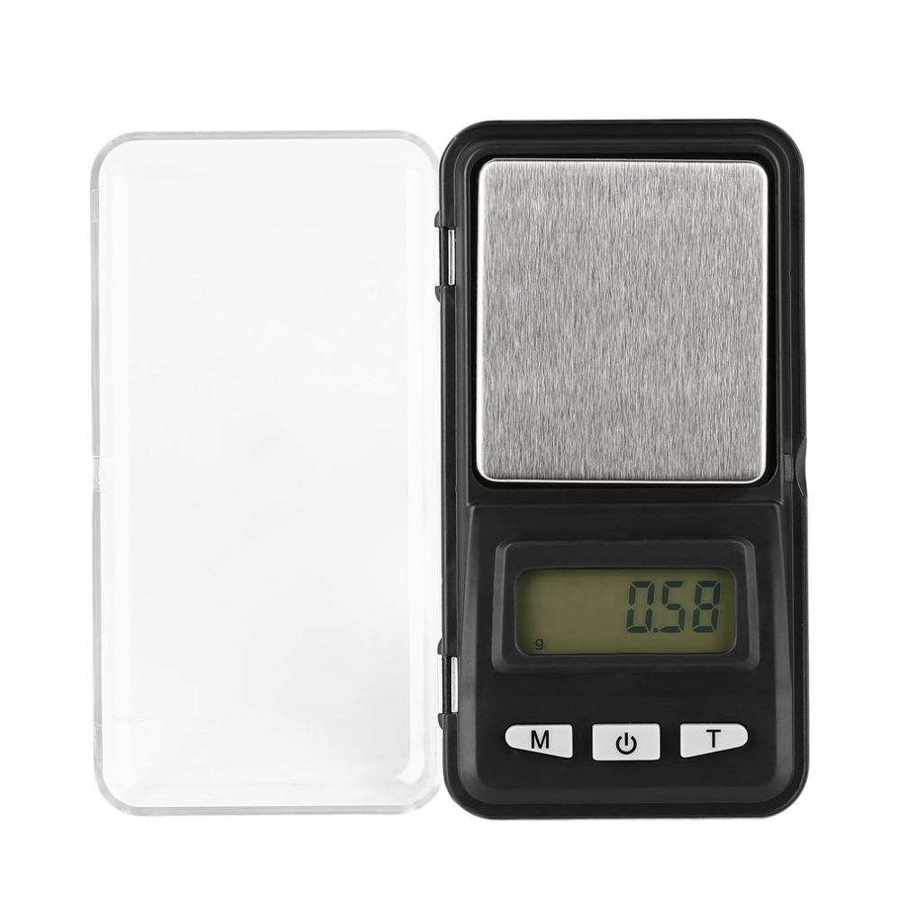 200g x 0.01g LCD Display Mini Jewelry Drug Digital Portable Pocket Scale Practical Electronic Balance Weight Jewelry Scales Hot