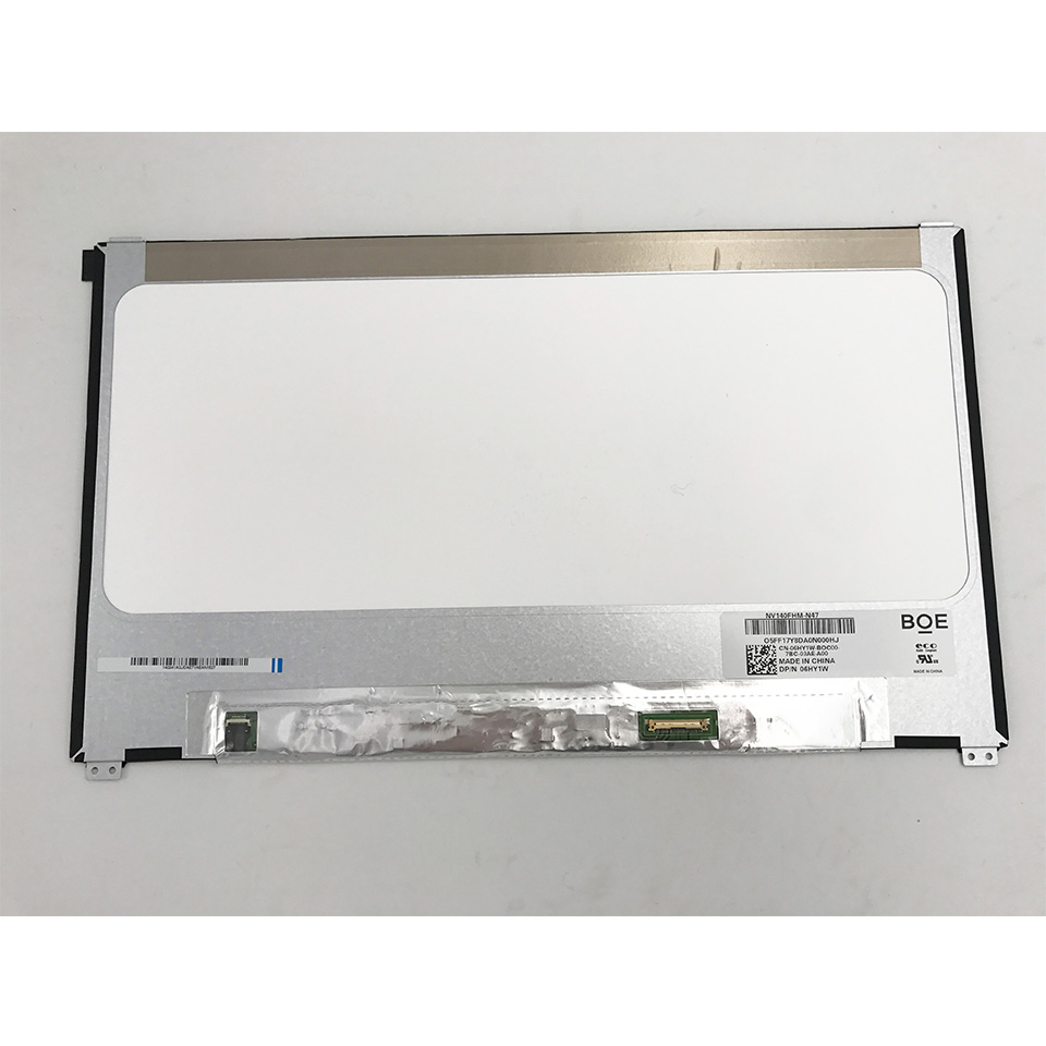 Laptop Matrix 14 0 LED LCD Screen For Dell Latitude 7490 1920x1080 FHD IPS Display Non