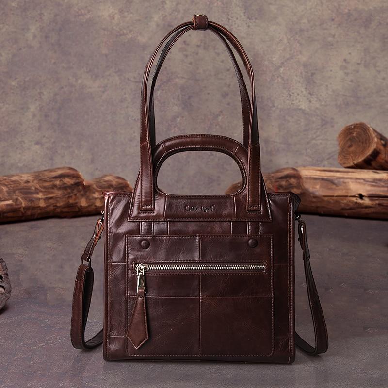 Cobbler Legend Famous Brand Genuine Leather Handbags Female Bags for Women 2019 Crossbody Messenger Bags Tote