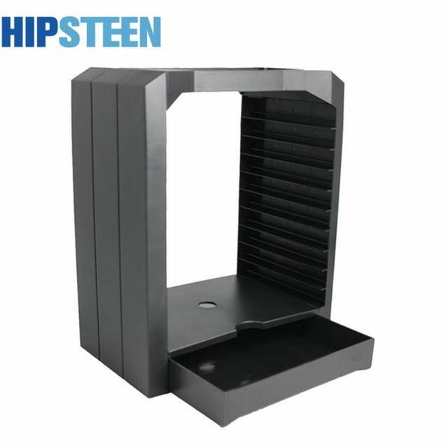 5f7c860dd08 Acessórios Caixa Organizador PS4 PS4 HIPSTEEN Durável Chassis Painel de  Suporte De Armazenamento De Disco de