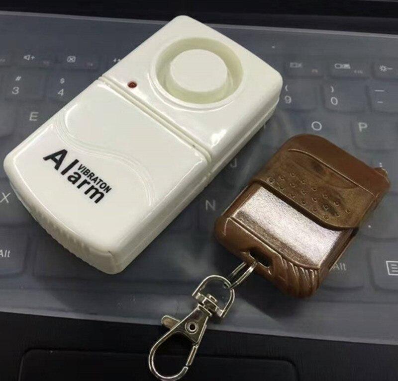 Wireless Remote Control Vibration Alarm