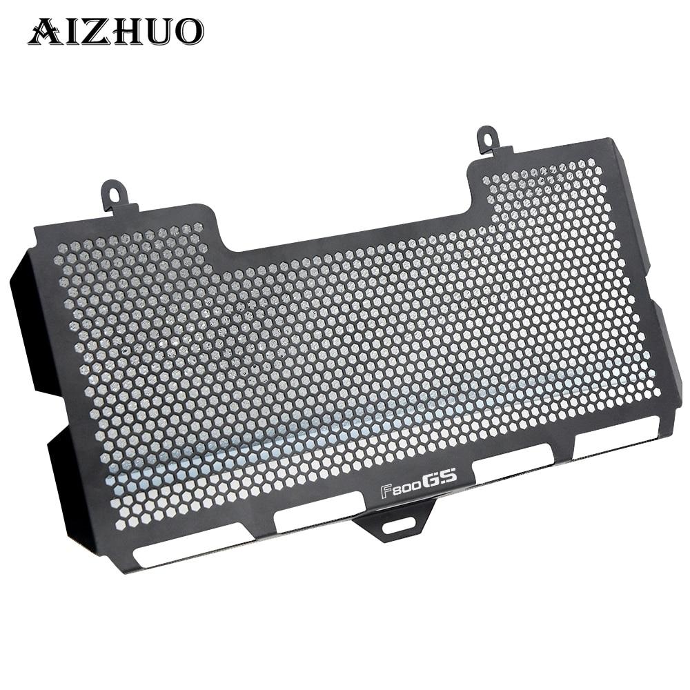 Moto radiateur garde Grille couverture en acier inoxydable refroidisseur protecteur pour BMW F800GS F700GS F650GS F800 F700 F650 F 800 GS