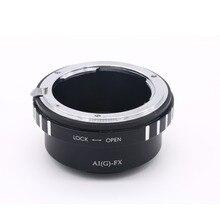 AI (G)-FX Переходное Кольцо Для Nikon AI (G) крепление Объектива К Fujifilm X Mount Fuji X-Pro1 X-E1 X-E2 X-M1 X-T1 M42 Объектив Кольцо