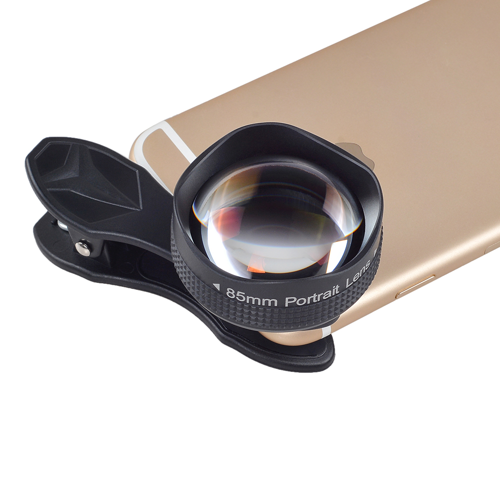 APEXEL Lens 3X Telephoto Lens HD Cell Phone Camera Lens 3X AS Close Telescope Lens for iPhone Samsung Android Smartphone 85mm 11
