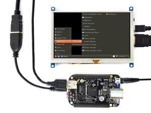 Image 5 - 5 인치 저항 막 터치 스크린 lcd g 800x480 hdmi 디스플레이 컴퓨터 모니터는 라즈베리 파이/bb 블랙/바나나 파이/오렌지 파이 등을 지원합니다