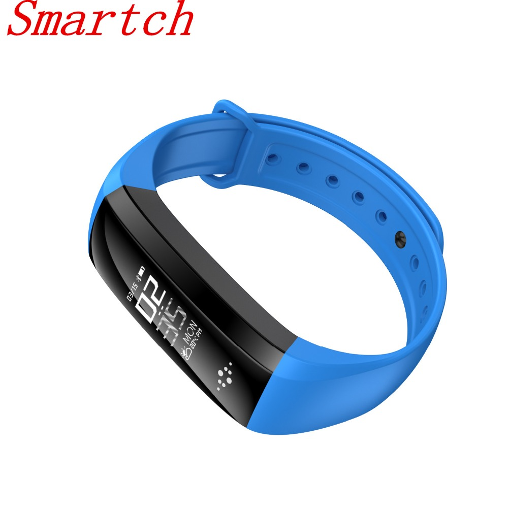 Smartch M2S M3 Heart Rate Smart Wristband Blood Pressure Monitor Pedometer Smart Watch Activity Tracker Fitness