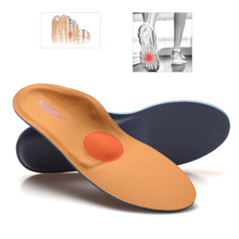 PCSsole flat foot correction spur arch support fasciitis heel pain men and women memory insole 107A
