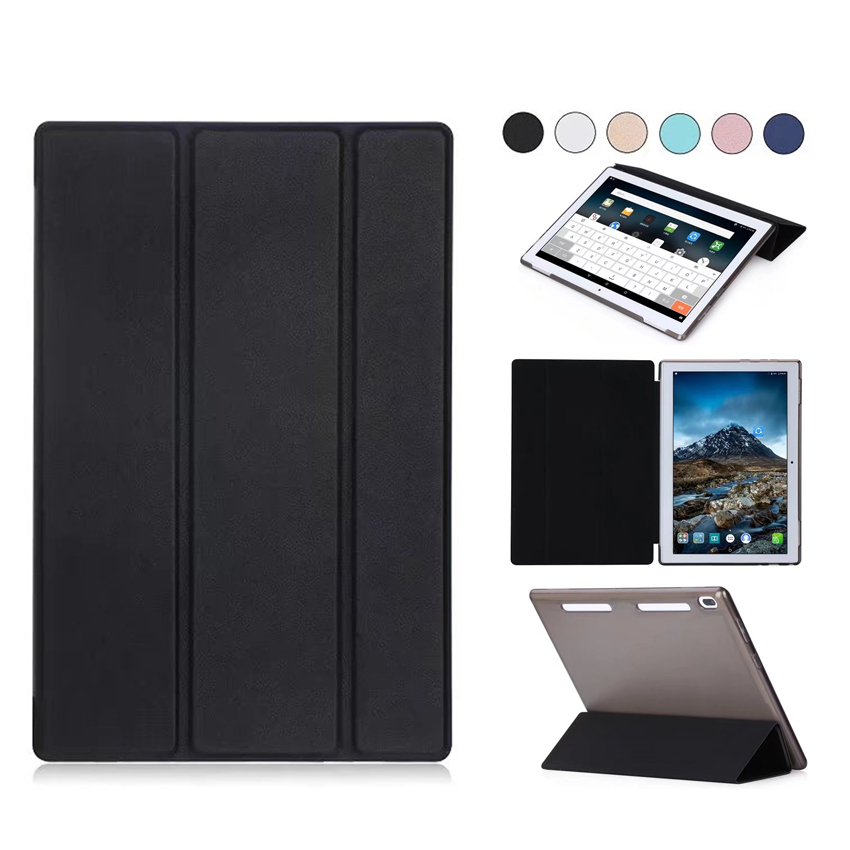 Tab4 10 TB-X304F X304N TPU Leather Tablet Case Cover 10'' Slim Protective Stand Slim for Lenovo tab 4 10 TB-X304F/N Smart Fundas