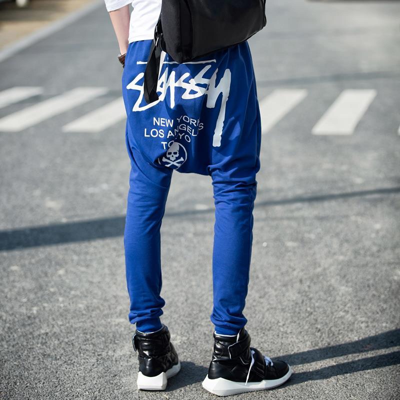 Fashion Letter Print Hip Hop Pants Men Trousers Swag Dance Pants Paintball Jogging Pants Men Training Pants Pantalones Hombre Pants Brand Pants With Knee Padspants Mens Aliexpress