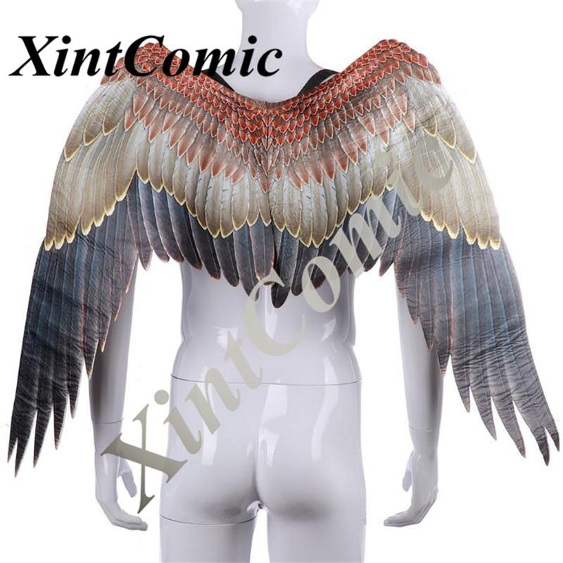 Anime Angel Wings Game Onmyoji Cosplay Costume Christmas Adult Boy Girl Oversized wings Gift Props