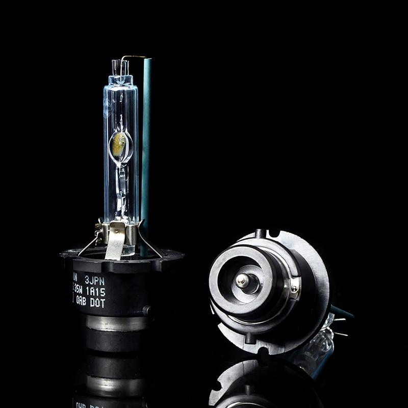 2 x D2S Քսենոնային լամպի փոխարինող Xenon HID - Ավտոմեքենայի լույսեր - Լուսանկար 2