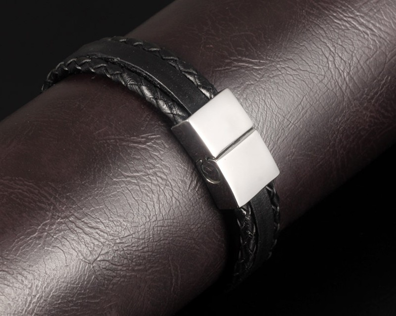 HTB13n4yKFXXXXcPXFXXq6xXFXXXl - Casual Braided and Smooth Leather Style Bracelet