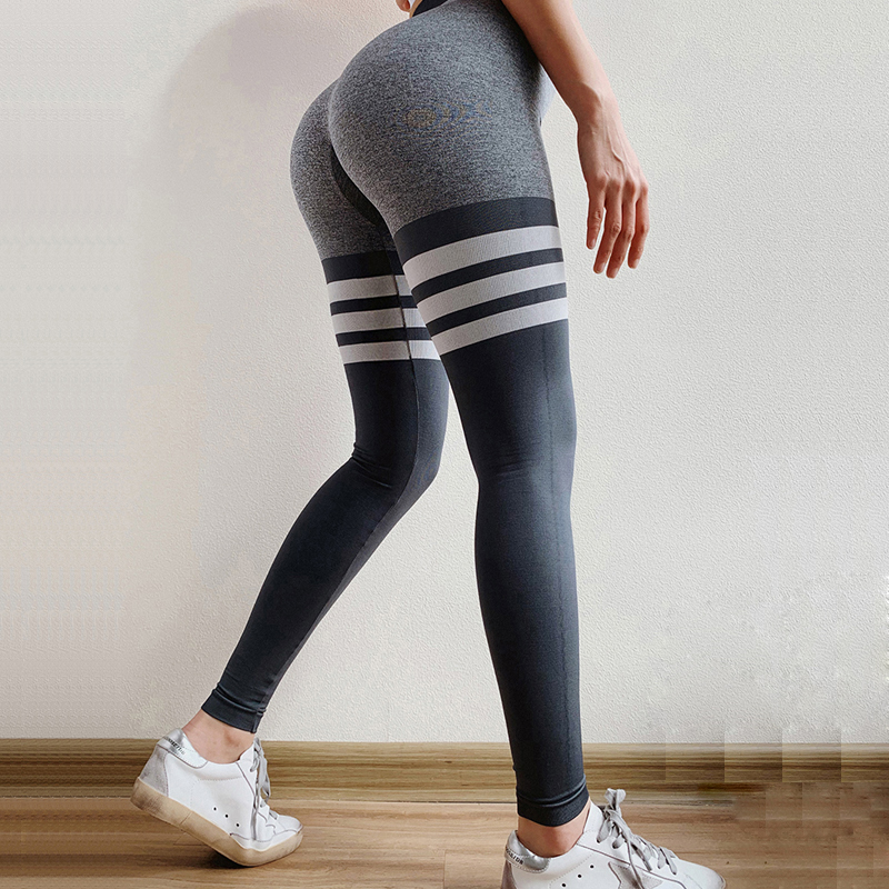 Womens PUSH UP Yoga Leggings Pants Fitness High Waist Sport Running Gym Trousers