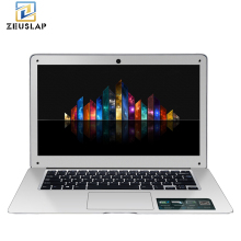 ZEUSLAP A8 14inch 8GB RAM 500GB HDD Windows 10 System Intel Quad Core Office Home Entertainment