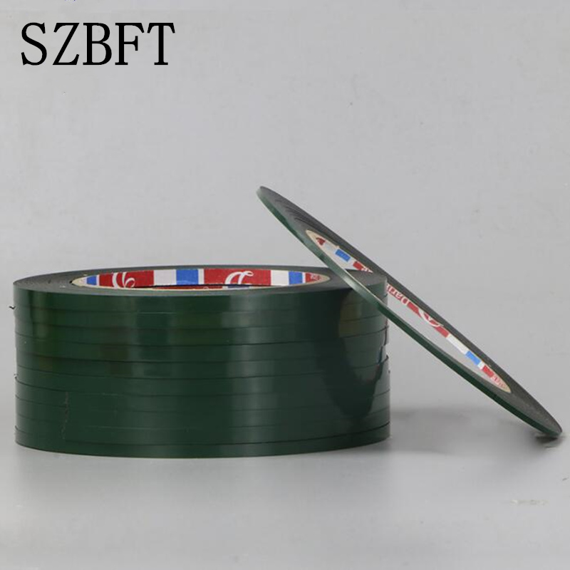 0.5mm Thick 10mm Width *10M /Roll Repair Black Dust Proof Sponge Foam Tape Double Sided Adhesive, Auto Gasket Phone PCB Sealing