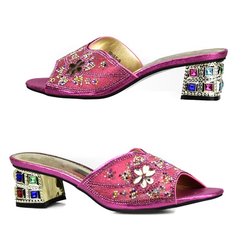 Und rot Verziert Schwarzes wein Mit Nigerian Italienische Set rosa Frauen Farbe Hochzeit Strass Tasche Schuhe grün gold himmel Zu Taschen Entsprechen Rosa blau vqtBZ7nW