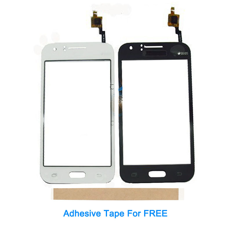 For Samsung Galaxy J1 <font><b>J100</b></font> J100F J100H <font><b>Touch</b></font> <font><b>Screen</b></font> Glass Lens Digitizer Front Glass Sensor With Adhesive Tape image