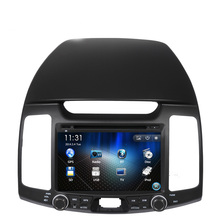 Free Shipping Wince 6.0 New Car DVD Player with GPS Navigation System For HYUNDAI ELANTRA 2011 2012 with Bluetooth RDS USB Ipod