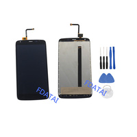For HOMTOM HT6 LCD Display And Touch Screen 100 New Tested Digitizer Assembly Repair Parts For