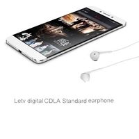 USB CDLA Type C Earphone Earphone Wire Control Headset Type C Digital Earphone Earbuds For Letv