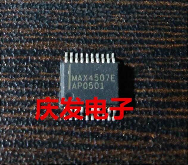 1pcs/lot MAX4507 MAX4507EAP SSOP201pcs/lot MAX4507 MAX4507EAP SSOP20
