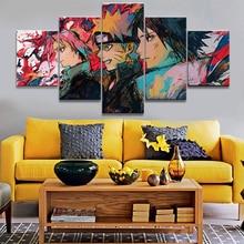 Naruto Modular Modern Canvas Painting
