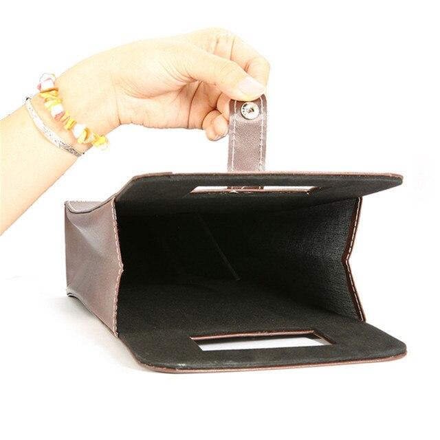 Folding Bag Wine Bottle Gift Single Packs Of Red Box Handbag Leather