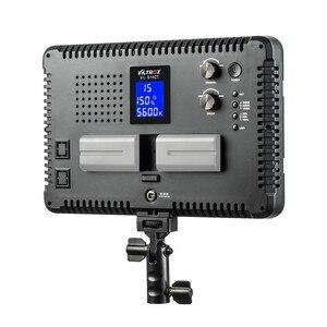"""Image 3 - VILTROX 2/3 VL S192T Đèn LED Video Bi Màu Mờ Từ Xa Không Dây Bảng Điều Khiển Chiếu Sáng + Tặng 75 """"Giá Đỡ Cho Chụp Studio"""