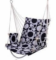 Terrasse Schaukeln hängen Erwachsenen Garten Schaukel Baumwolle Schwamm Kissen hängen weiche Balkon Stuhl