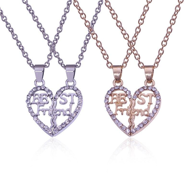 Wholesale 20pcs//lot Fashion Mixte pierre naturelle Bend Coeur Charms Pendentifs