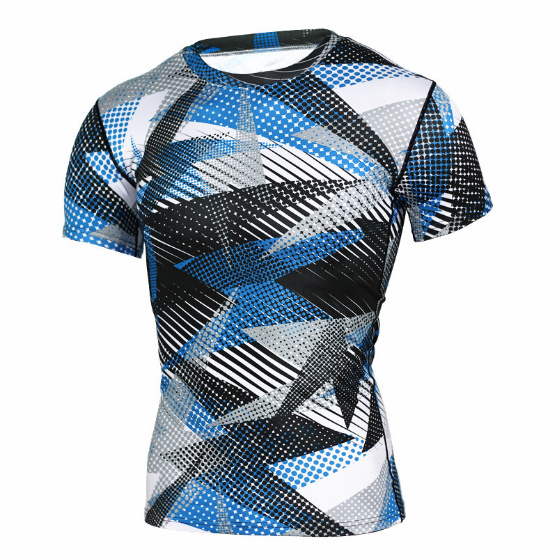2017 New Arrival mens t shirt funny 3D Smoking clown Printed T Shirt for men hot palace mma brand clothing tshirt homme anime - 6