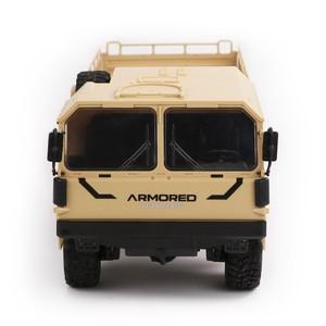 Image 4 - JJRC Q64 1:16 6WD telecomando camion militare sospensione off road del veicolo rc auto off road arrampicata auto