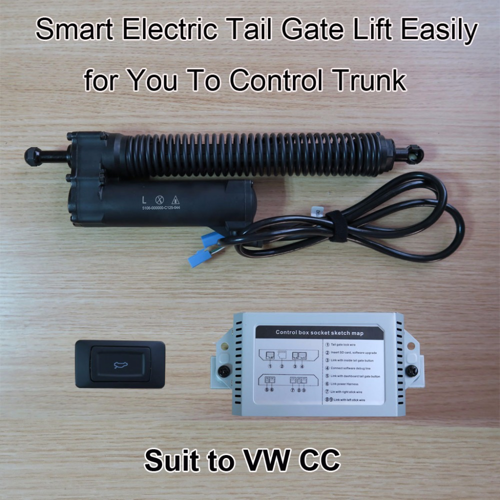 Smart Auto Electric Tail Gate Lift for Volkswagen VW CC Control by Remote Drive Set Heig ...