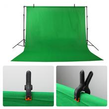 6pcs 2 Inch 48*68cm Photo Studio Clips Clamps For Photography Backdrop Background Stand Clip Stand Holder Photo Studio Equipment