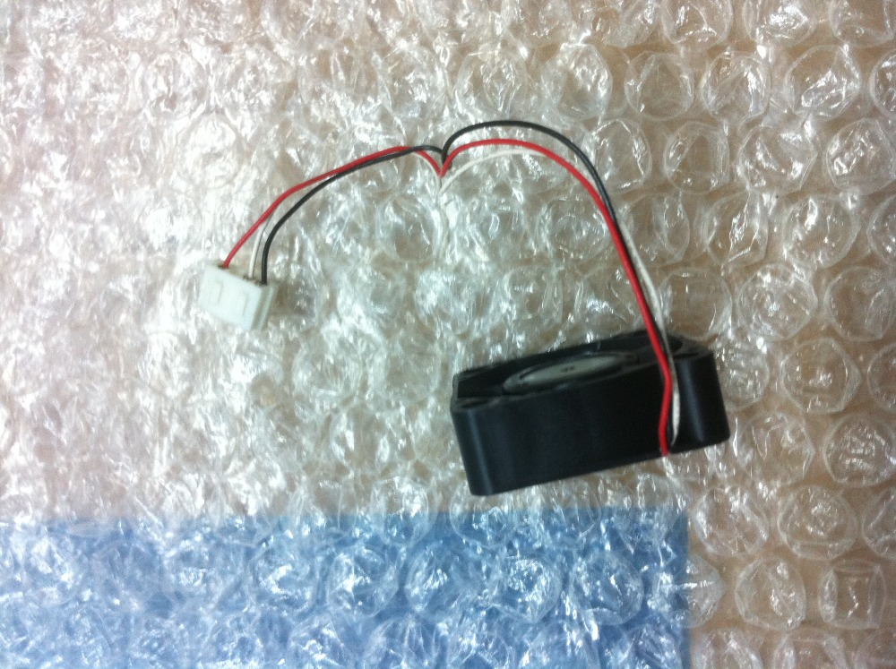 Original NMB 3010 DC5V 0.1A 1204KL-01W-B19 30 30 10mm 3-wire support signal detection switch router cooling fan