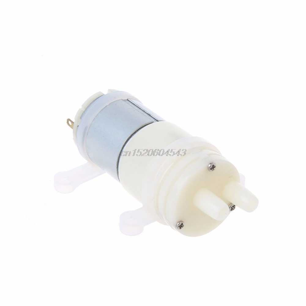 New Priming Diaphragm Mini Pump Spray Motor 12V Micro Pumps