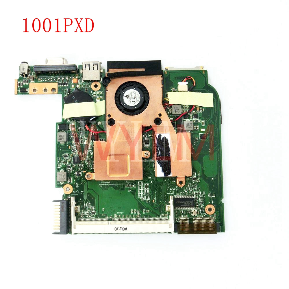 EeePC 1001PXD mainboard REV1.1 For ASUS 1001PXD Laptop motherboard MAIN BOARD MAINBOARD 100% Tested Working free shipping peak lapel pocket wool blend pea coat