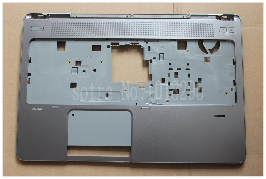 NEW FOR HP ProBook 650 G1 Gray Laptop Palmrest COVER CASE Assembly Y3201 P/N: 738708-001