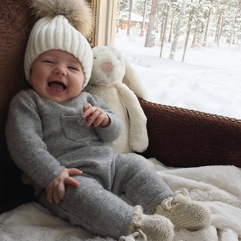 Baby Girl Clothes Winter Newborn   Rompers   Bebe Jumpsuits Knit Floral Vintage Toddler Costume Onesie Infant Boys Tiny Cottons 2019