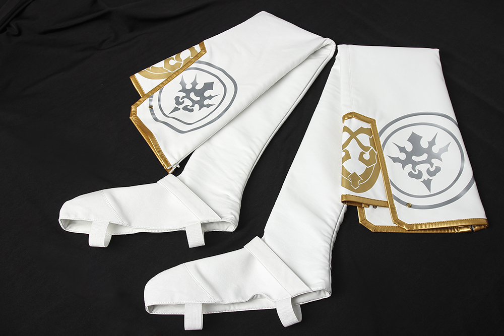 NieR Automata Commander Cosplay Accessories Gloves Belt Shoes Cover Halloween