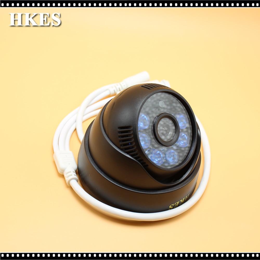HKES Wholesale 8pcs/lot Mini HD IP Camera Audio 720P IR-Cut Night Vision Surveillance Onvif Network CCTV Security Camera 1MP