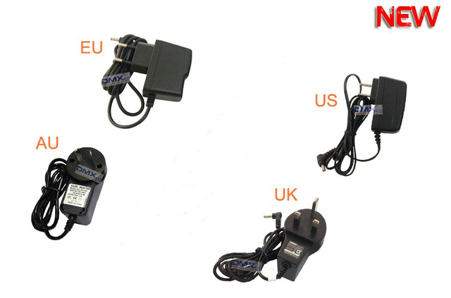 2.4G 126Ch draadloze DJ Draadloze Dmx Verlichting Controller Adapter ...