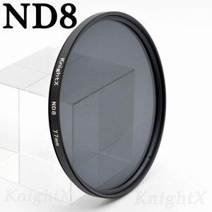 Image 5 - Knightx FLD UV CPL ND Ngôi Sao GND Bộ Lọc Ống Kính Camera Cho Canon EOS Sony Nikon 49 52 55 58 62 67 72 77 Mm D3300 Bộ DSLR D5100 1300D