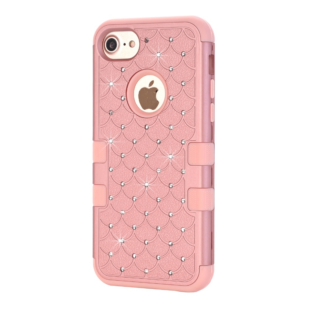 coque silicone fantaisie iphone 7