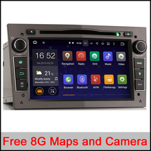 Quad Core Android 5.1 1024*600 Pantalla Capacitiva Estereofonia Del Coche para Opel Opel Astra H G Vectra Zafira Antara Corsa DVD GPS Navi