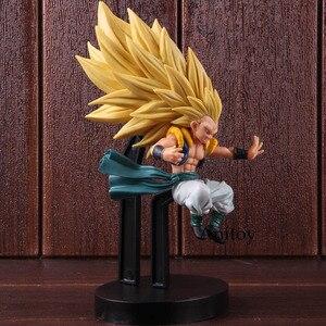 Image 4 - アニメドラゴンボール超サイヤ人ゴテンクスアクションフィギュアコレクタブルモデル玩具ギフト