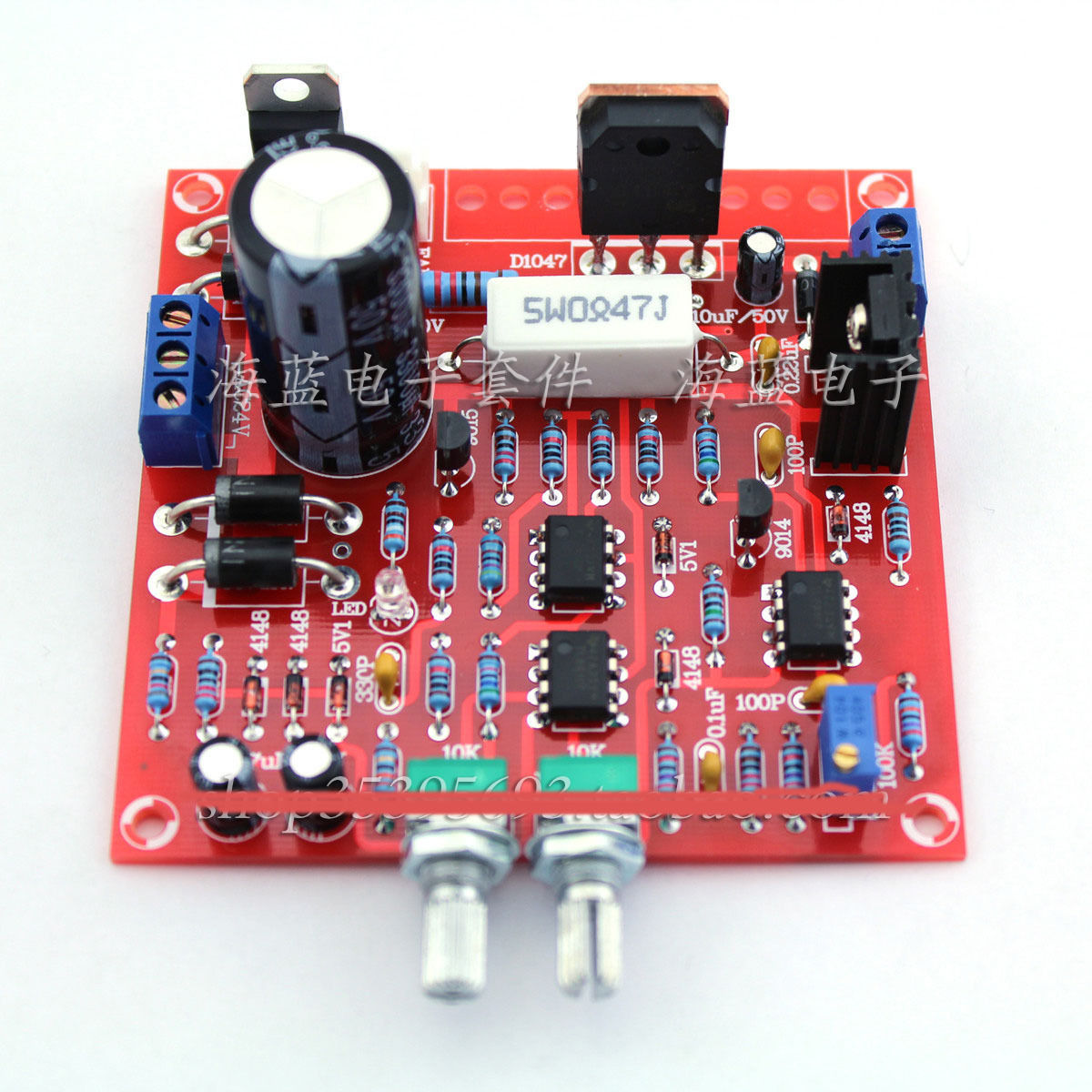 5v Regulated Power Supply With Overvoltage Protection Schematic