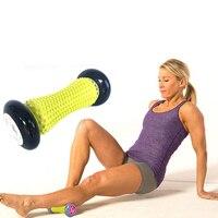 רולר עיסוי חדש בר יוגה מקל רולר עיסוי נקודת הדק שרירים לחסל שומן לרדת במשקל